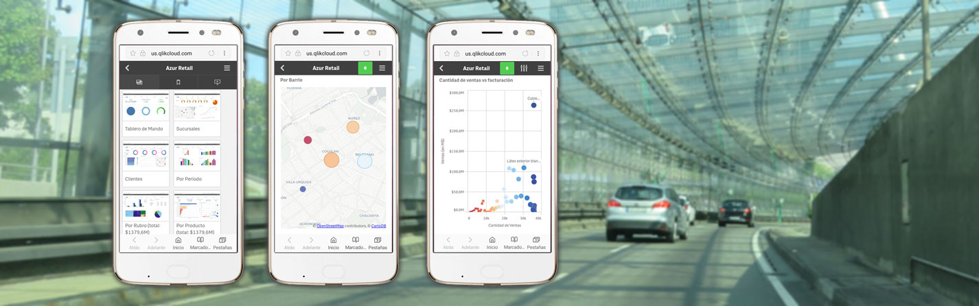BUSINESS INTELLIGENCE - MOBILE