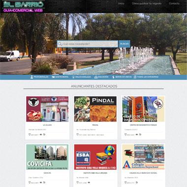 guia web el barrio